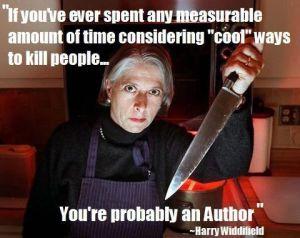 Author Murder